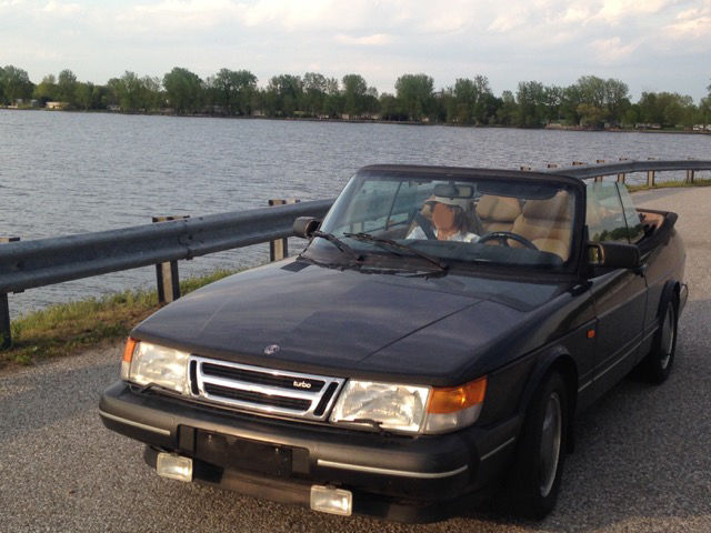 1994 Saab Commemorative Edition Turbo Convertible