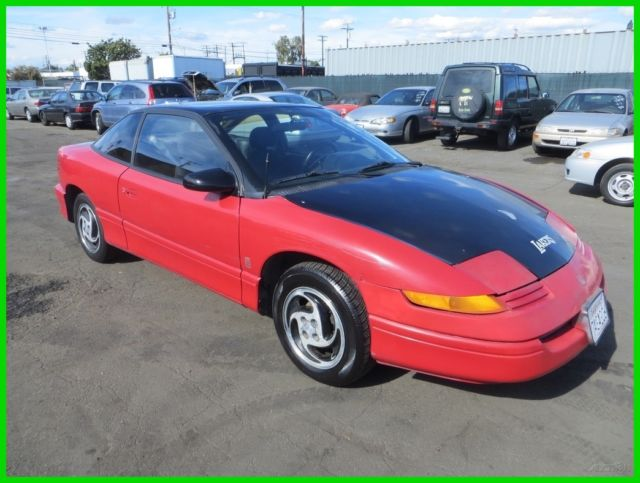 1994 Saturn S-Series Base Coupe 2-Door