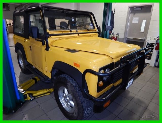 1994 Land Rover Defender Soft Top