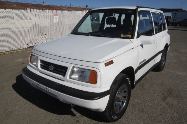 1994 suzuki sidekick jlx 4x4 manual 4 cylinder no reserve for sale rh topclassiccarsforsale com 1994 suzuki vitara owners manual 1994 suzuki vitara service manual