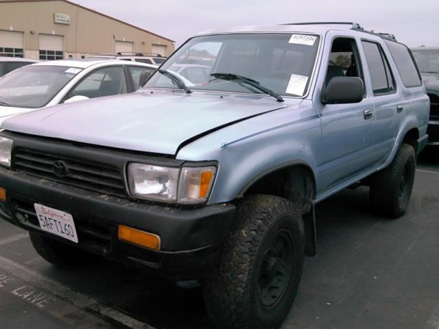 1994 Toyota 4Runner SR5 4X4 NO RESERVE IN CALIFORNIA