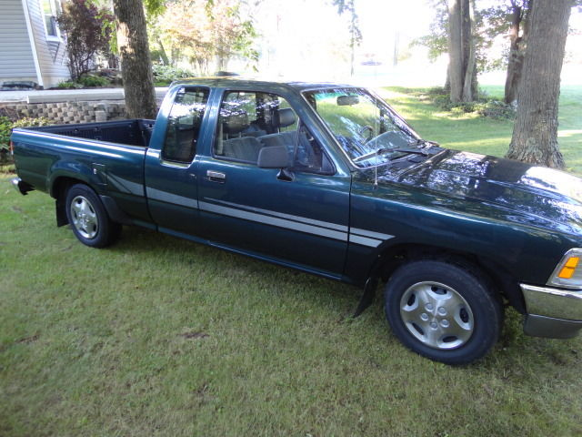 1994 Toyota Ext Cab Pickup Dx 22re Low Miles Nice For Sale