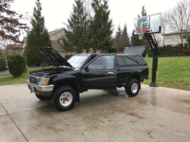 1990 Toyota Other Extended Cab 22RE 4,Cyl 4WD