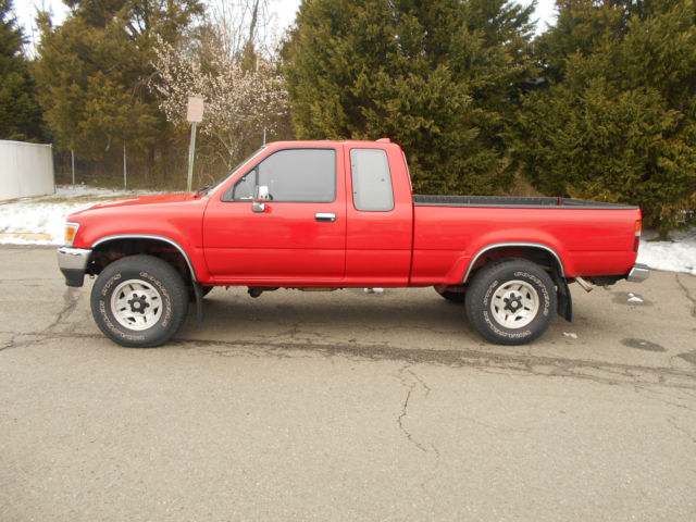 1994 Toyota Pickup SR5 Extended Cab Pickup 2-Door