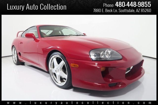 1994 Toyota Supra Sport Roof Single 72mm Turbo Conversion