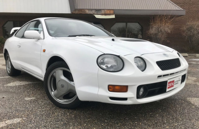 1994 Toyota ST205 Celica GT-Four WRC 3S-GTE Turbo 4WD for