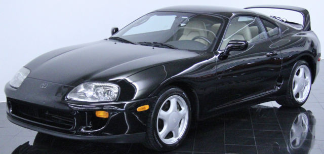 1994 Toyota Supra Twin Turbo Sport Roof Coupe