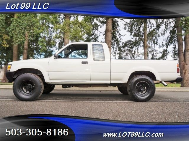 1994 Toyota Tacoma DX 4x4  V6 5 Speed Manual 147K Miles