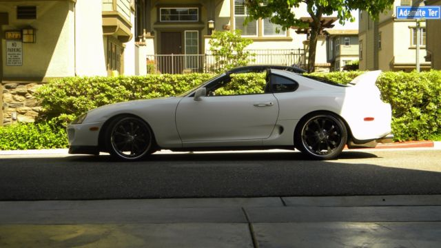 1994 toyota twin turbo supra automatic for sale photos. Black Bedroom Furniture Sets. Home Design Ideas