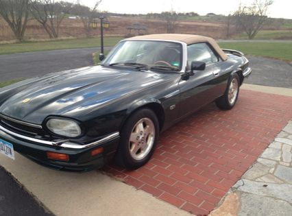 1994 Jaguar XJS Coupe Convertible 2+2