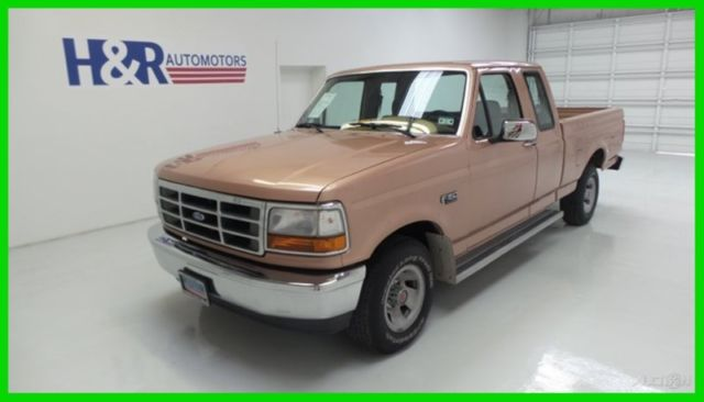 1994 Ford F-150 XL 2Dr Extended Cab LB
