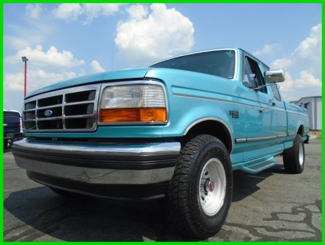 1994 Ford F-150 XLT SuperCrew 4WD