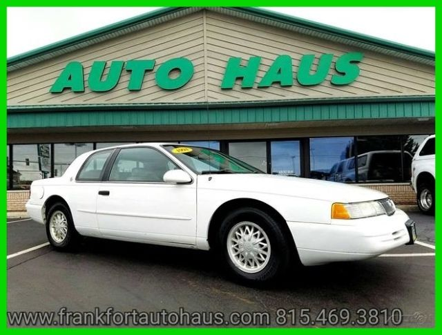 1994 Mercury Cougar XR-7 Sedan 2-Door