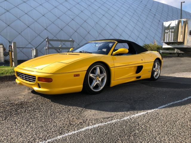 1995 Ferrari F355 Spider For Sale Photos Technical Specifications