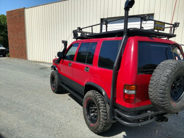 1995 isuzu trooper for sale: photos, technical