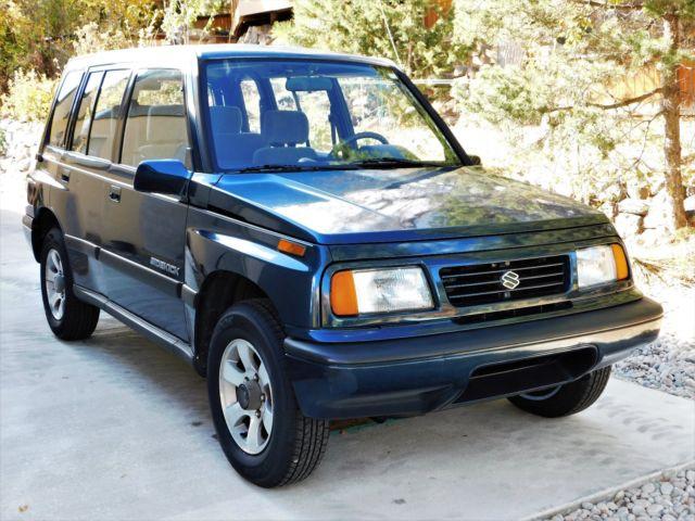 1995 Suzuki Sidekick Jlx 1 6l