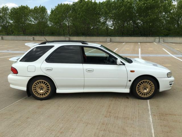 Used Subaru Wrx For Sale >> 1997 JDM STI VERY CLEAN GF8 GC8 Wagon RHD rust free for sale: photos, technical specifications ...