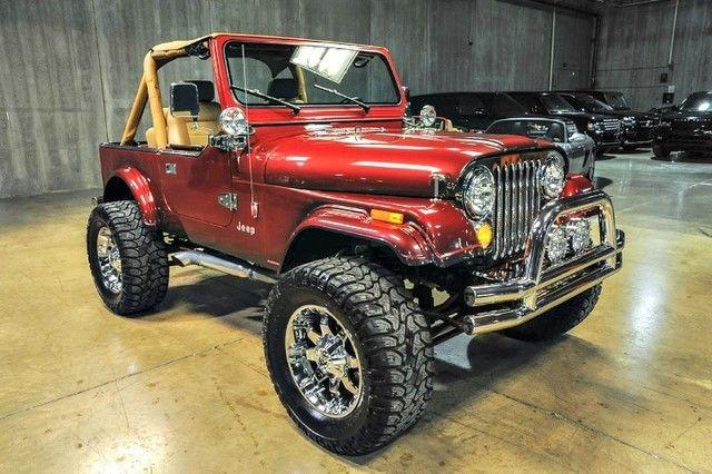 1998 jeep wrangler custom 383 stroker over 120k invested. Black Bedroom Furniture Sets. Home Design Ideas