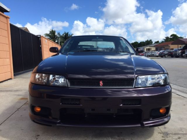 1998 nissan skyline r33 midnight purple for sale photos. Black Bedroom Furniture Sets. Home Design Ideas