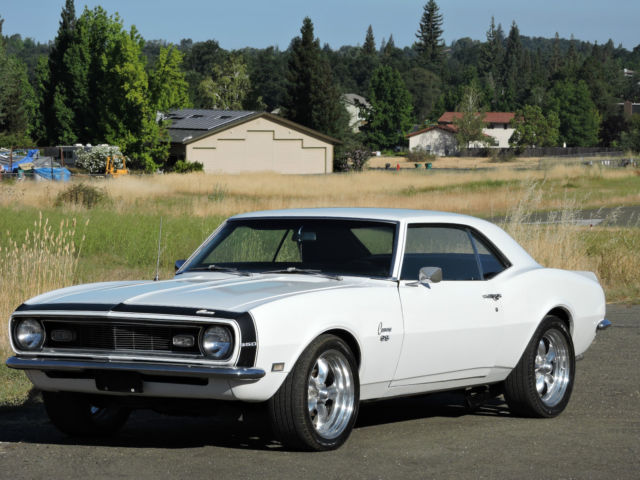 1968 Chevrolet Camaro 350, 4 Speed Manual