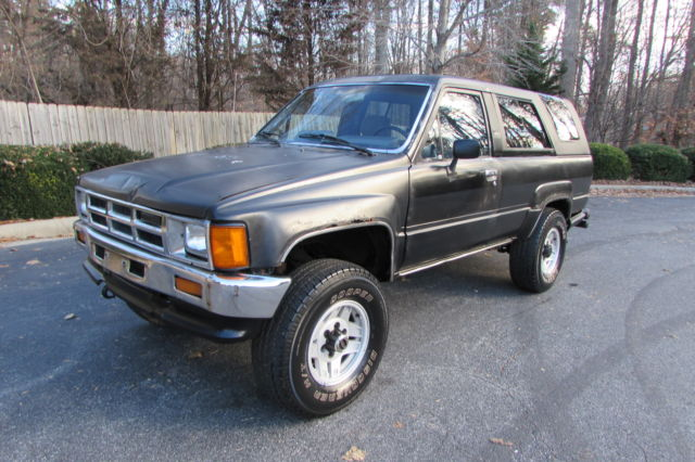 1986 Toyota Other SR5