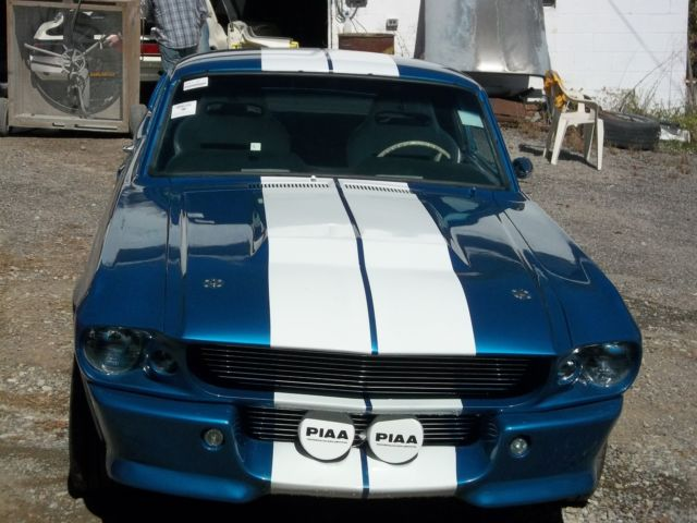 1967 Mustang Eleanor Clone For Sale