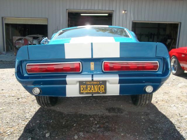 2 1967 s Mustang Eleanor GT 500E Replica Classic ...