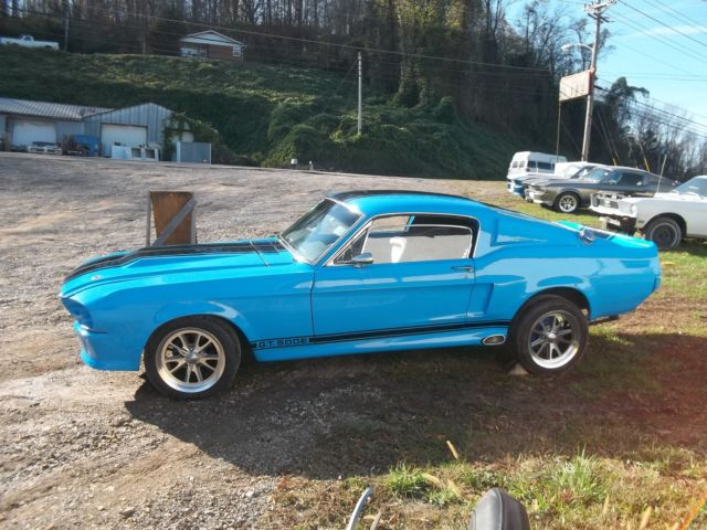 1967 Mustang Eleanor Replica For Sale