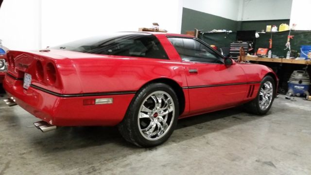 1984 Chevrolet Corvette 2 vettes for the price of one
