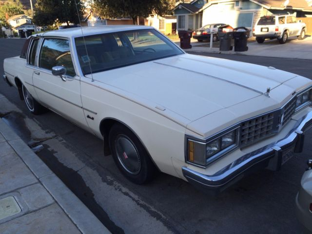 1985 Oldsmobile Eighty-Eight Royale Brougham