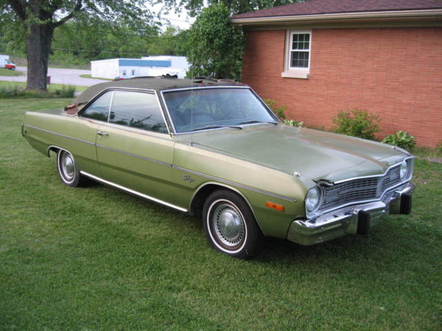 1973 Dodge Dart Survivor