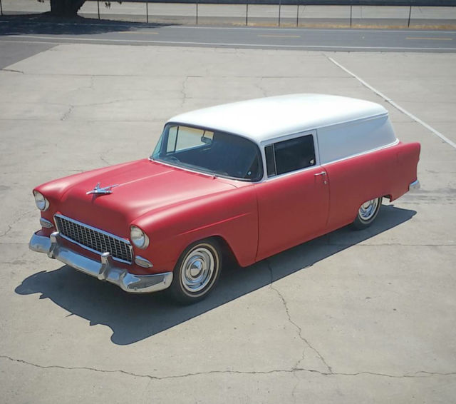 1955 Chevrolet Bel Air/150/210 SEDAN DELIVERY PANEL WAGON