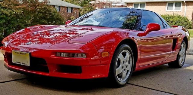 1993 Acura NSX Base Coupe 2-Door
