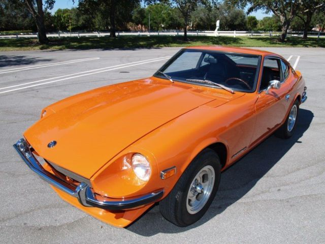 1970 Datsun Z-Series Watch Video