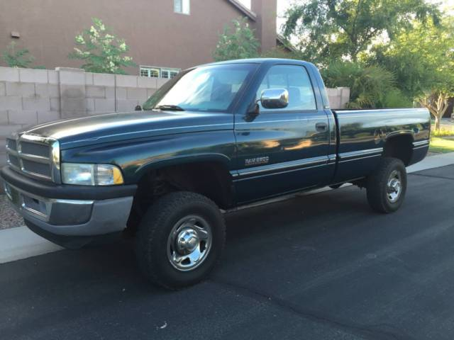 2002 dodge cummins reg cab 4x4 12 valve 12v for sale photos technical specifications description. Black Bedroom Furniture Sets. Home Design Ideas