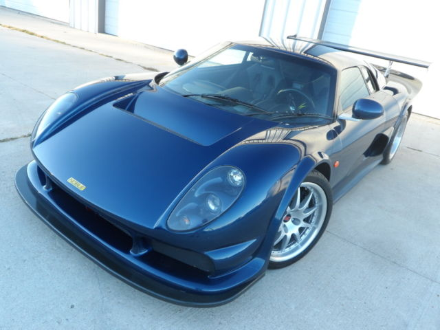 1980 Other Makes 2004 NOBLE M12 TWIN TURBO M12