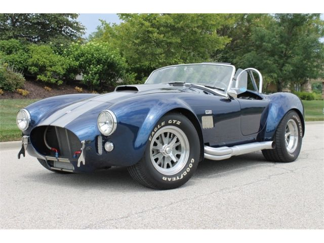 1965 Shelby Superformance