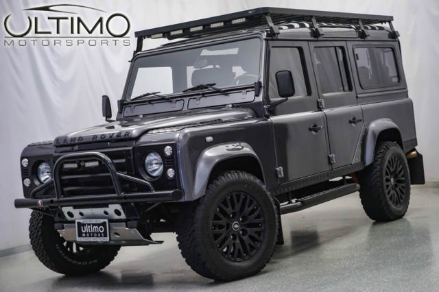 2010 Land Rover Defender 110 For Sale Photos Technical Specifications Description