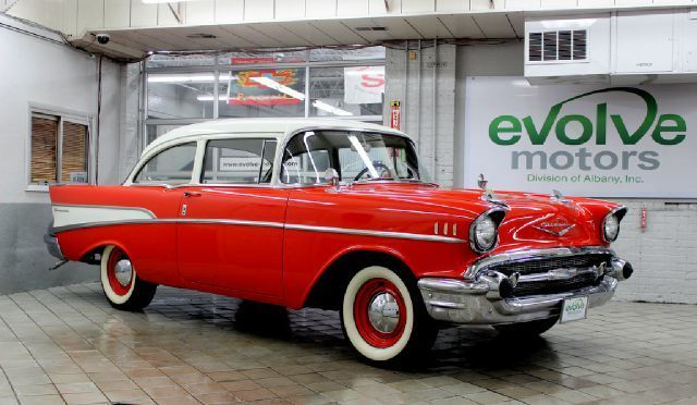 1957 Chevrolet Bel Air/150/210 210 Delray