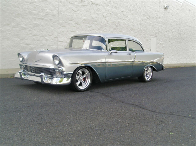 1956 Chevrolet Other 210 Two Door Post