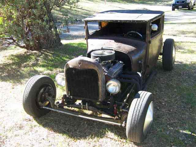 1927 Ford Model T Rat Rod, Street Rod