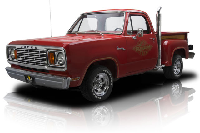 1978 Dodge Other Pickups Li'l Red