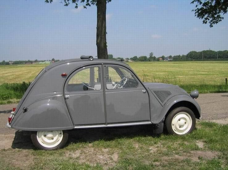 1957 Citroen Other 2cv AZ L