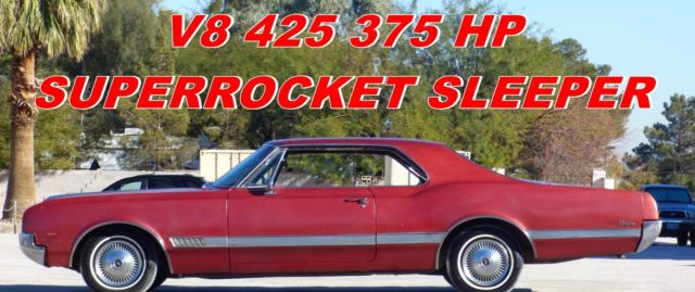 1966 Oldsmobile Starfire Hot rods, projects, other models