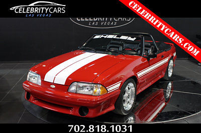 1992 Ford Mustang 2dr Convertible GT