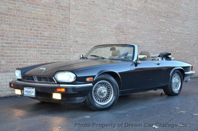1989 Jaguar XJS Base Convertible 2-Door
