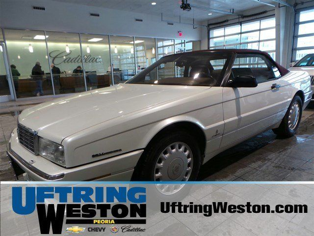 1993 Cadillac Allante 2DR COUPE CO