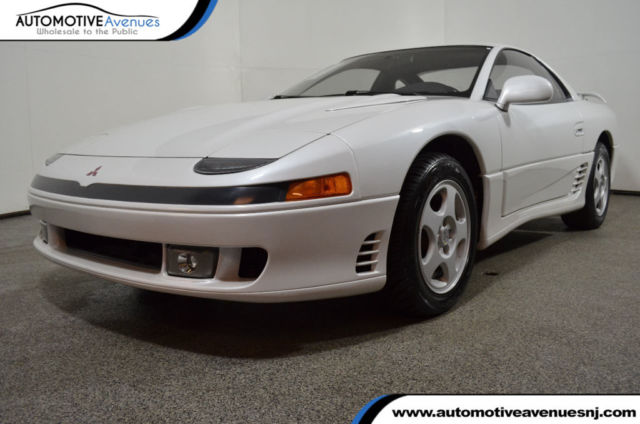 1992 Mitsubishi 3000GT 2dr Coupe SL 5-Speed