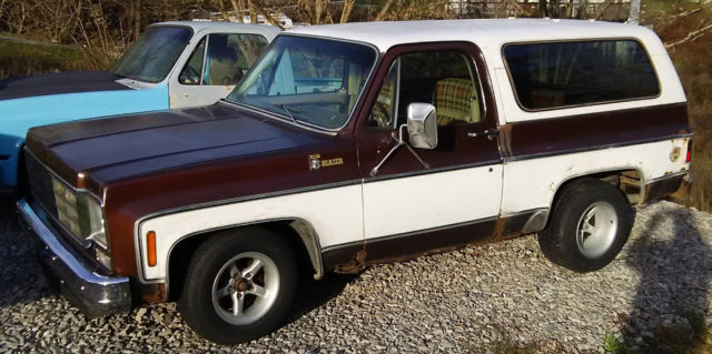 1978 Chevrolet Blazer K5, 4speed, 3:73 Posi