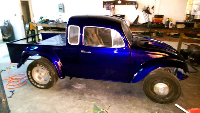 (3) Custom VW BUG Projects (1) 1970 vw truck (1) Baja Bug & (1) VW Trike for sale: photos ...